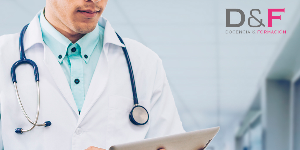 Cursos gratis sanitarios con Docencia & Formación